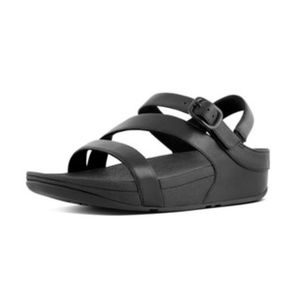 FitFlop The Skinny II Back Strap Sandals NWT 8